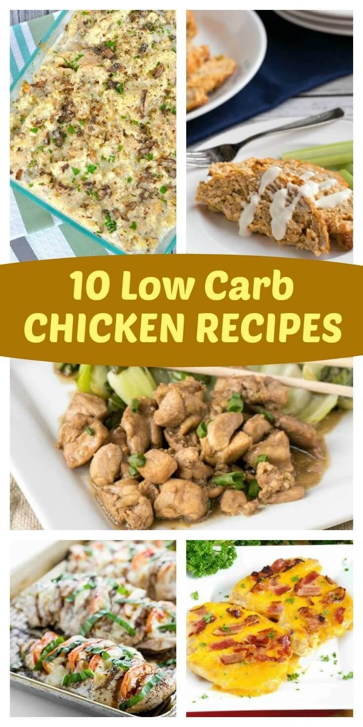 Low Carb Family Recipes  10 Low Carb Chicken Recipes Your Family Will Love