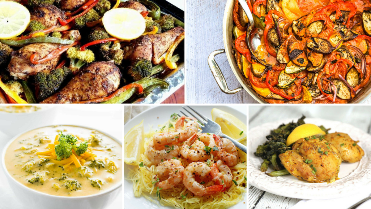 Low Carb Family Recipes  15 Delicious Low Carb Dinner Recipes Your Family Will Love