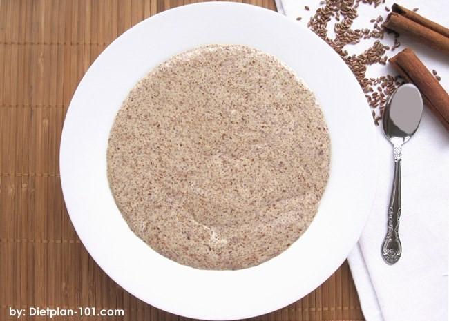 Low Carb Flax Seed Recipes  Low Carb Hot Cinnamon Flax Meal Porridge Recipe Diet