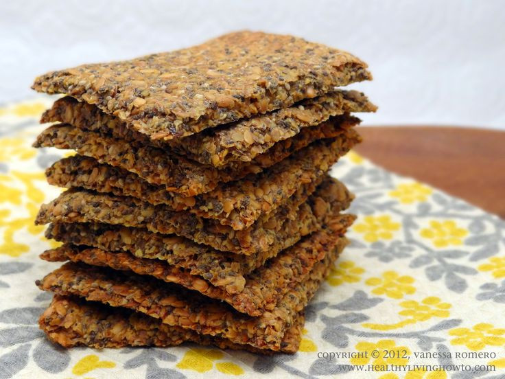 Low Carb Flax Seed Recipes  25 Best Ideas about Flax Seed Crackers on Pinterest