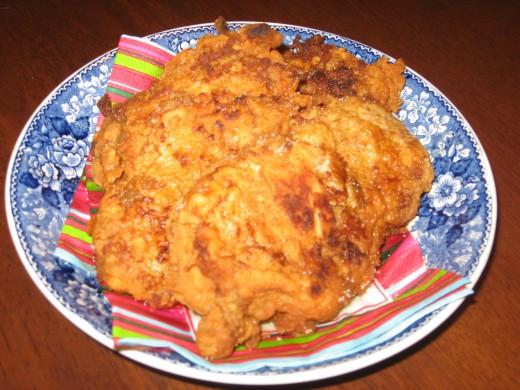 Low Carb Fried Pork Chops  recipes for pork chops low carb Tara Thai Falls Church