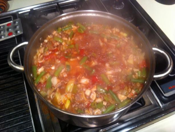 Low Carb Ground Beef Soup  Quick And Healthy Ve able Beef Soup Low Carb And Ww