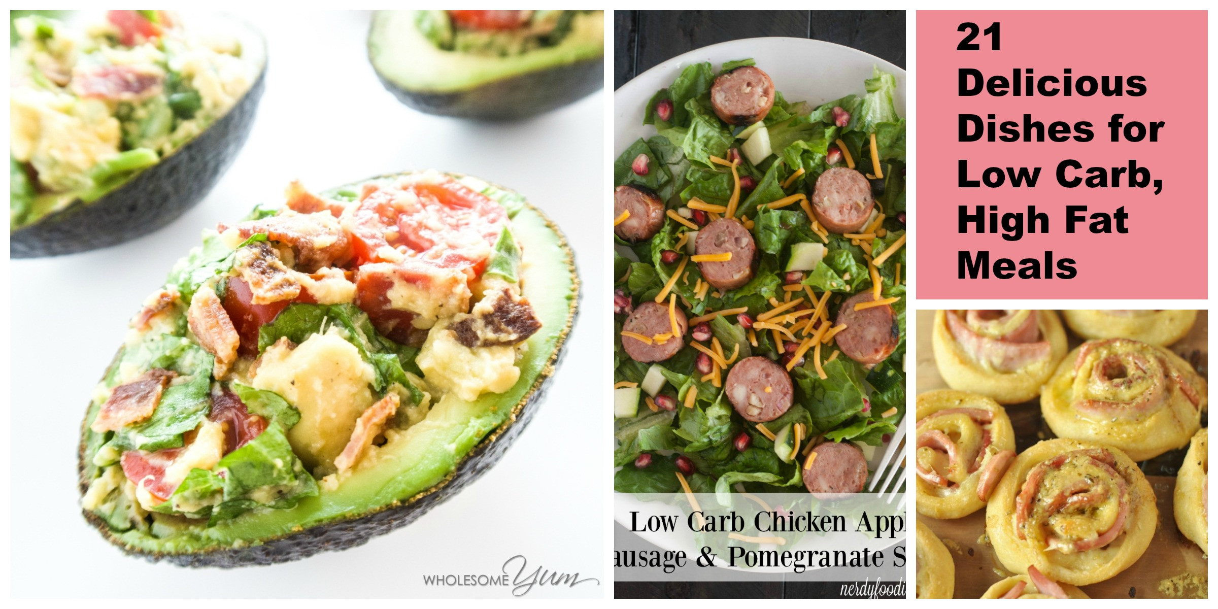 Low Carb High Fat Diet Recipes  Low Carb High Fat Recipe Round Up Purposeful Nutrition