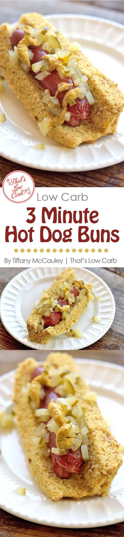 Low Carb Hot Dog Recipes  Low Carb Hot Dog Buns Recipe Pinterest