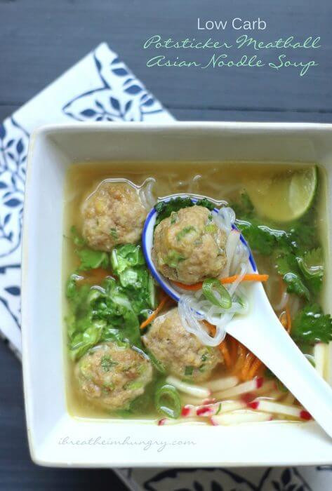 Low Carb Japanese Recipes  10 Best Low Carb Soup Recipes from Pinterest IBIH
