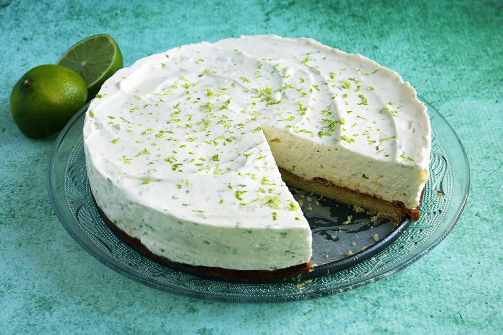 Low Carb Key Lime Pie  Low Carb Key Lime Pie Recipe with NO Sugar Real Food RN