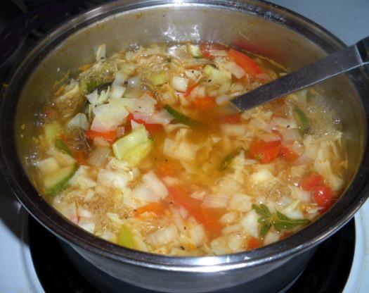 Low Carb Low Fat Recipes  Easy Low Fat Low Carb Low Cal Diet Soup Recipe Genius