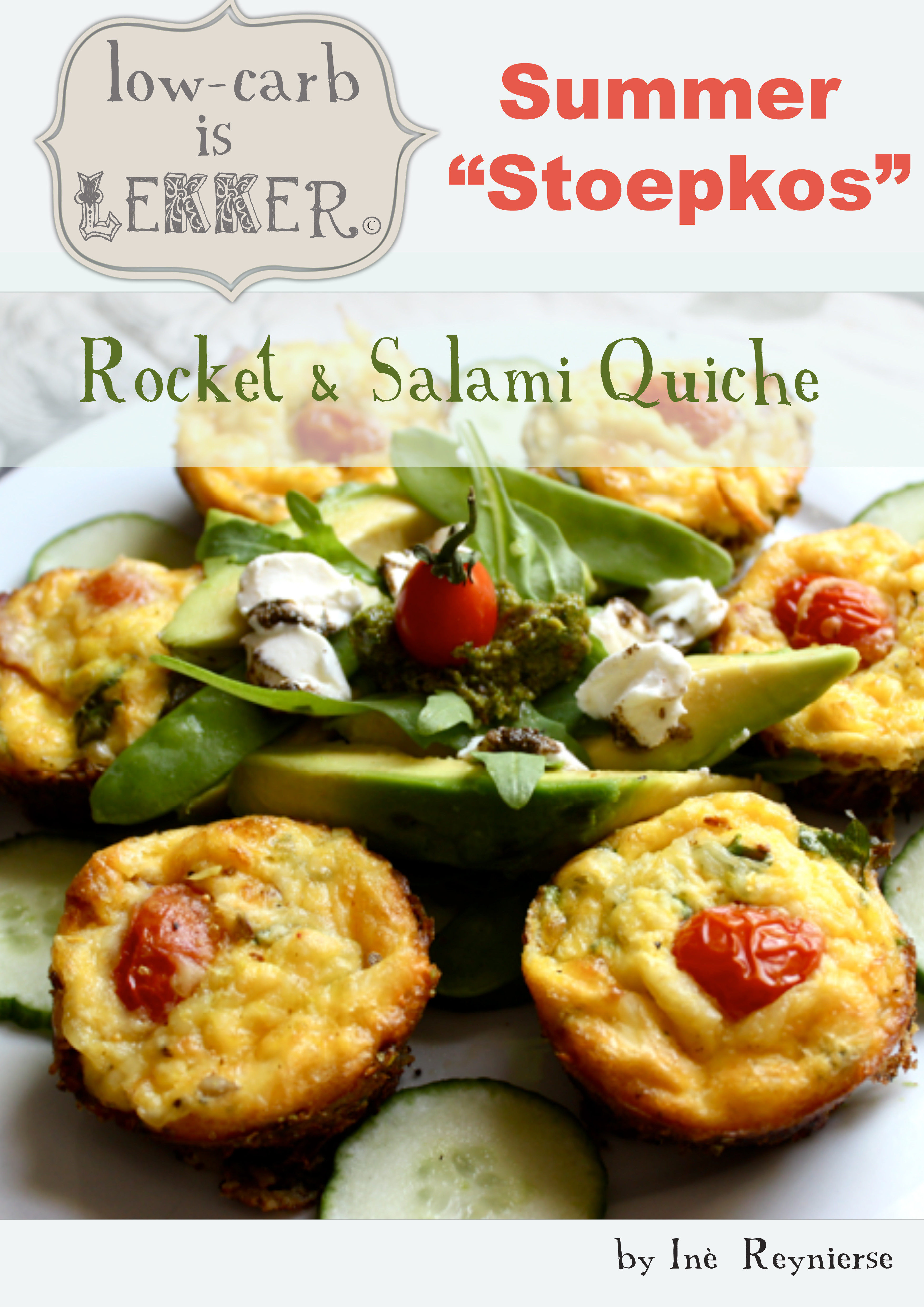 """Low Carb Low Fat Recipes  """"LCHF"""" – Savoury Recipe Archive"""