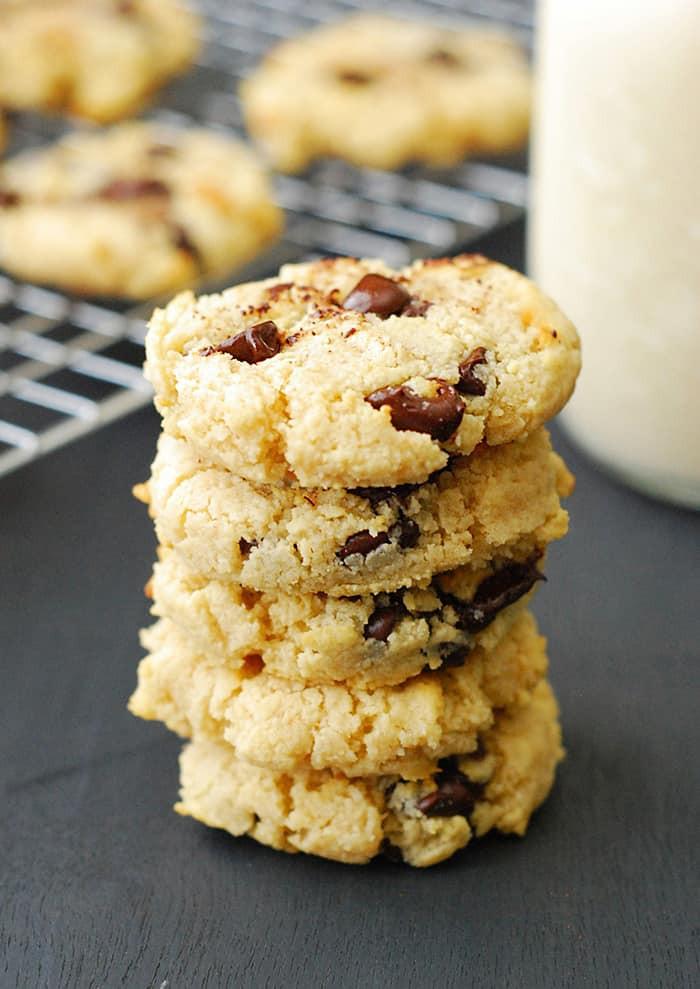 Low Carb Low Sugar Cookies  Low Carb Chocolate Chip Cookies Best Low Carb Cookie Recipe
