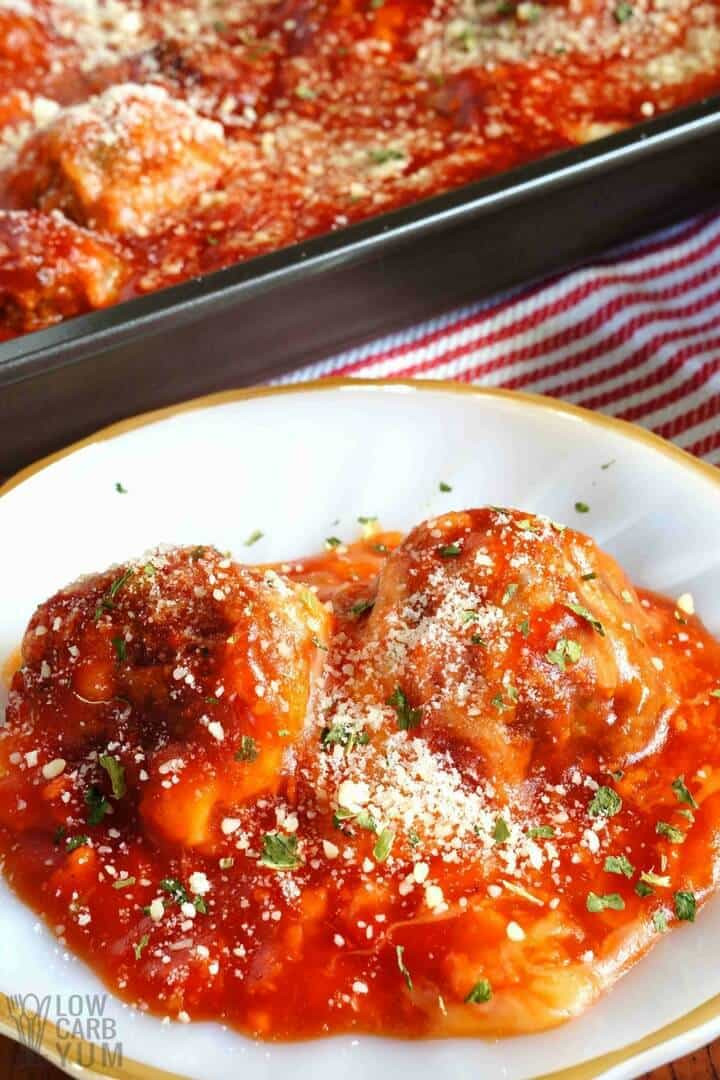 Low Carb Meatball Recipes  The Best Low Carb Meatball Recipes Simply So Healthy