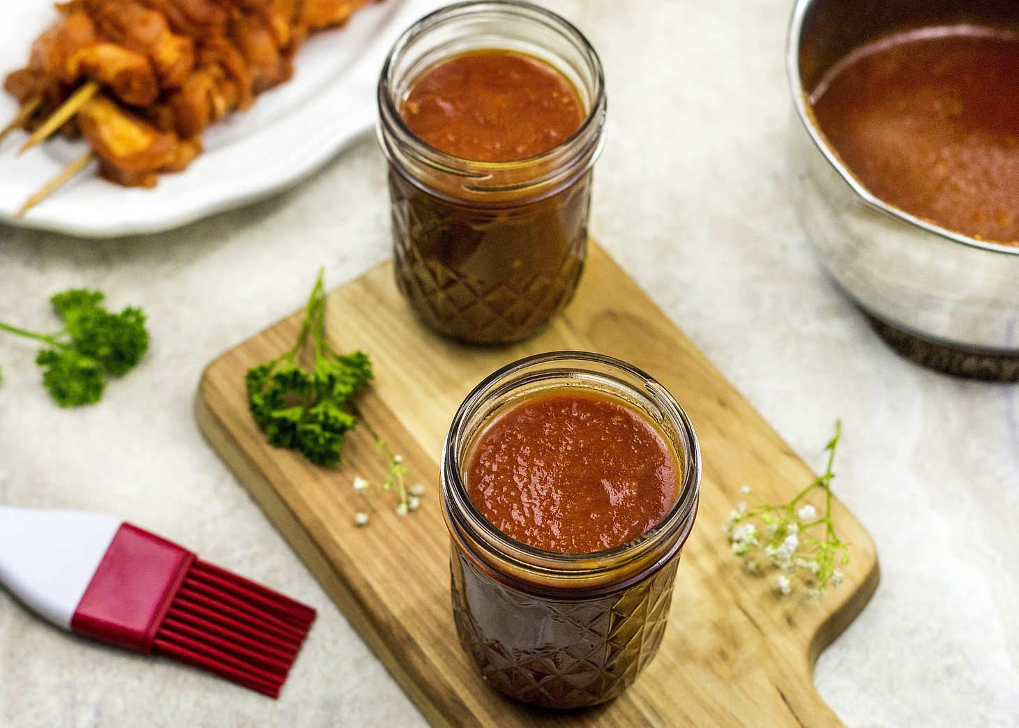 Low Carb Mustard Bbq Sauce  Low Carb BBQ Sauce Our Most Requested Keto Friendly Recipe
