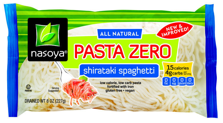 Low Carb Noodles Walmart  Nasoya Pasta Zero Spaghetti Noodles Reviews 2019
