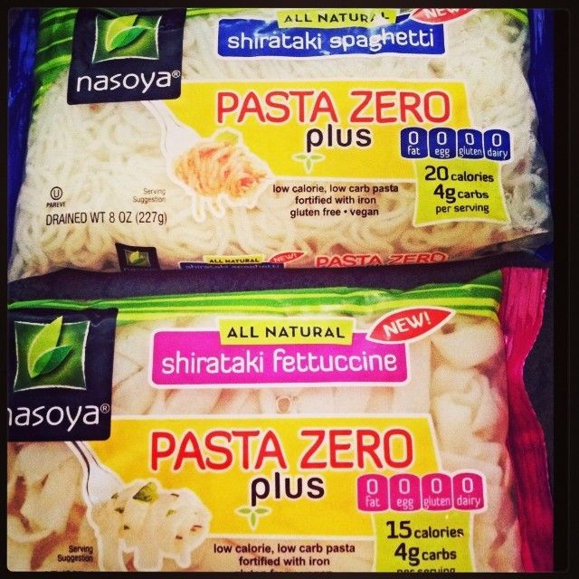 Low Carb Noodles Walmart  Favorite Products Nasoya Pasta Zero Shirataki Noodles
