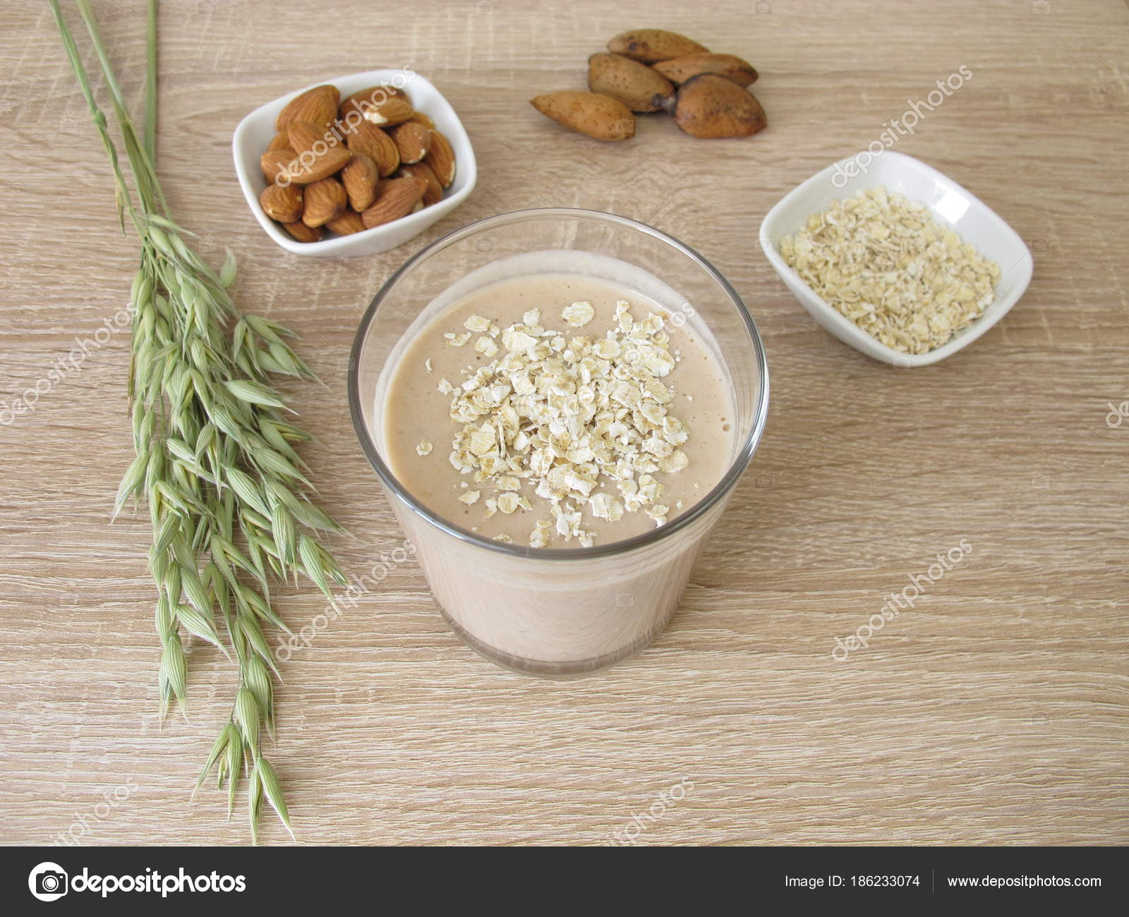 Low Carb Oats  Homemade Low Carb Protein Shake Almond Flour Rolled Oats