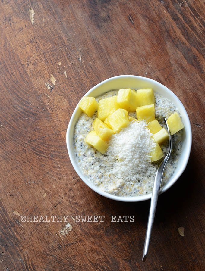 Low Carb Oats  My Favorite Noatmeal aka Low Carb Oat Free Porridge The