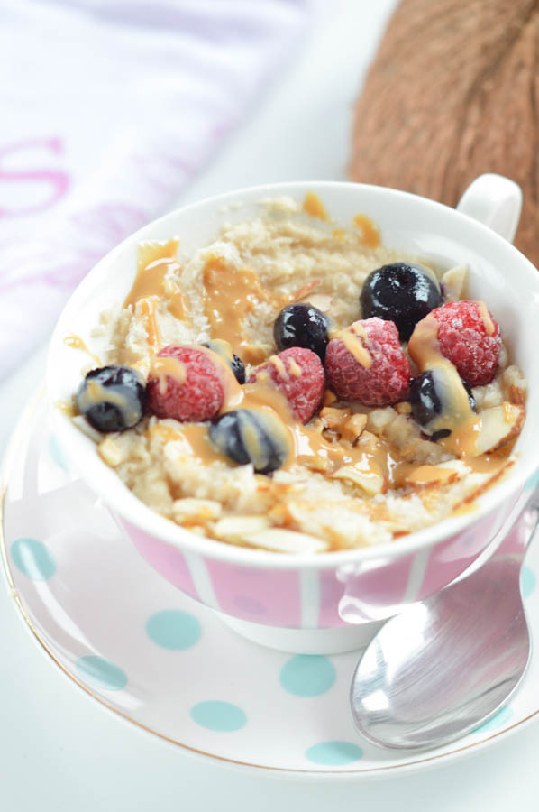 Low Carb Oats  Low Carb Oatmeal with coconut Flour NO Oat Grain Free