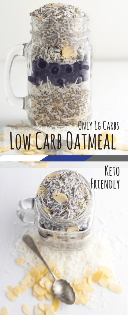 Low Carb Oats  Low Carb Oatmeal
