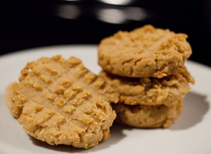 Low Carb Peanut Butter Cookies Coconut Flour  Low carb peanut butter cookies almond flour no carb food