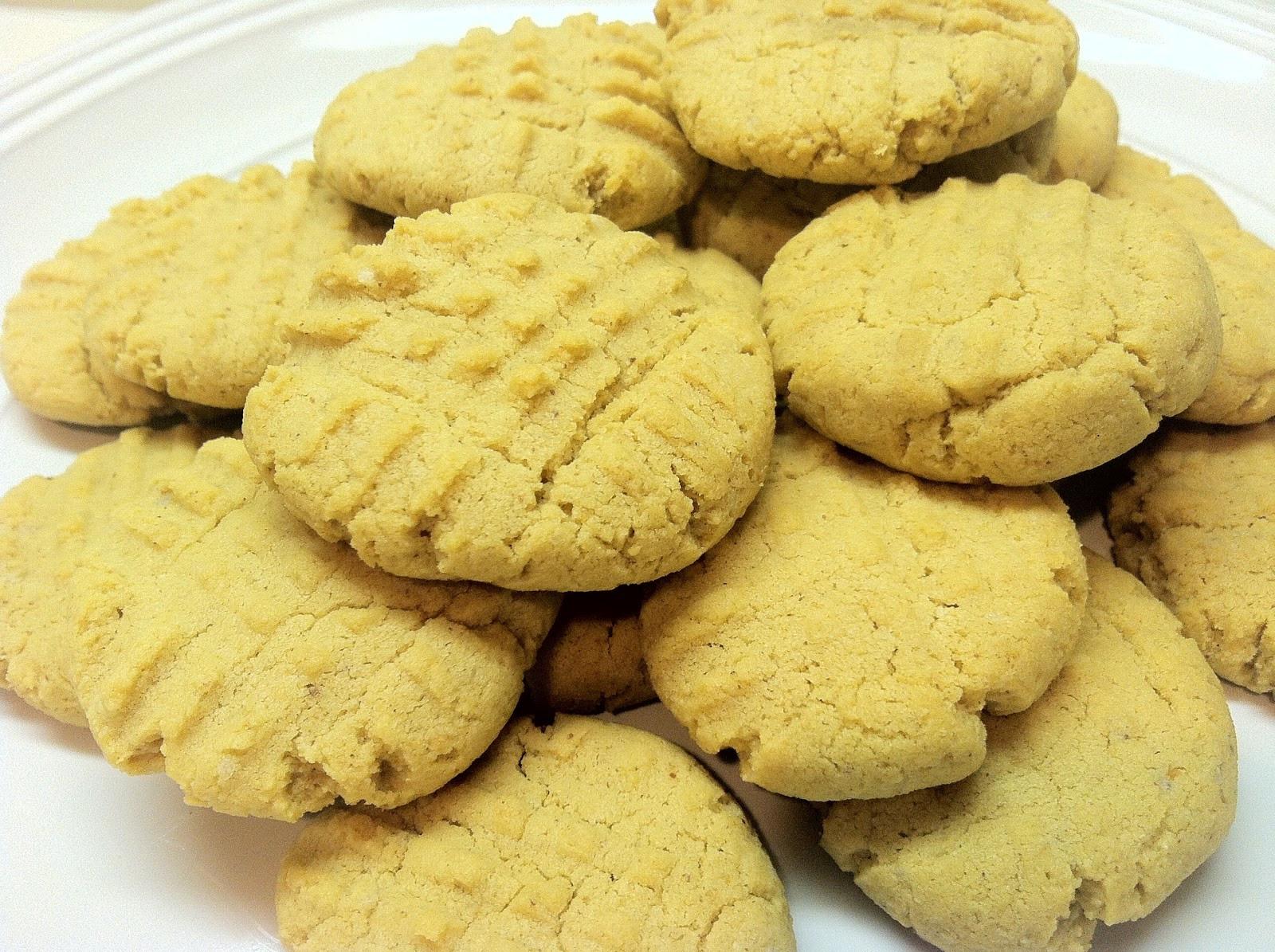 Low Carb Peanut Butter Cookies Coconut Flour  Low Carb Layla Peanut Butter Coconut Flour Cookies