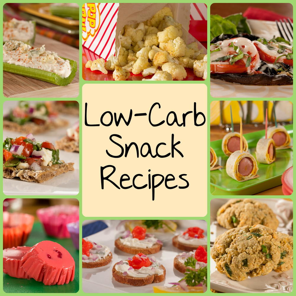 Low Carb Recipes For Diabetics  10 Best Low Carb Snack Recipes