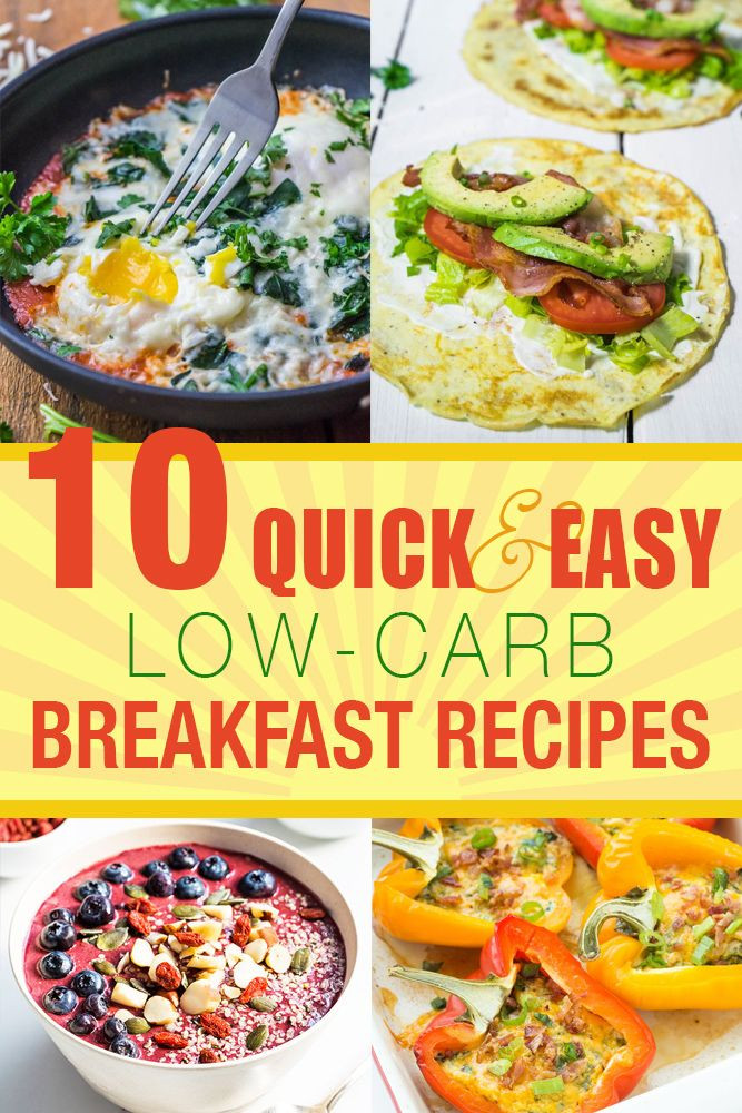 Low Carb Recipes For Diabetics  245 best Low Carb Breakfast Recipes images on Pinterest