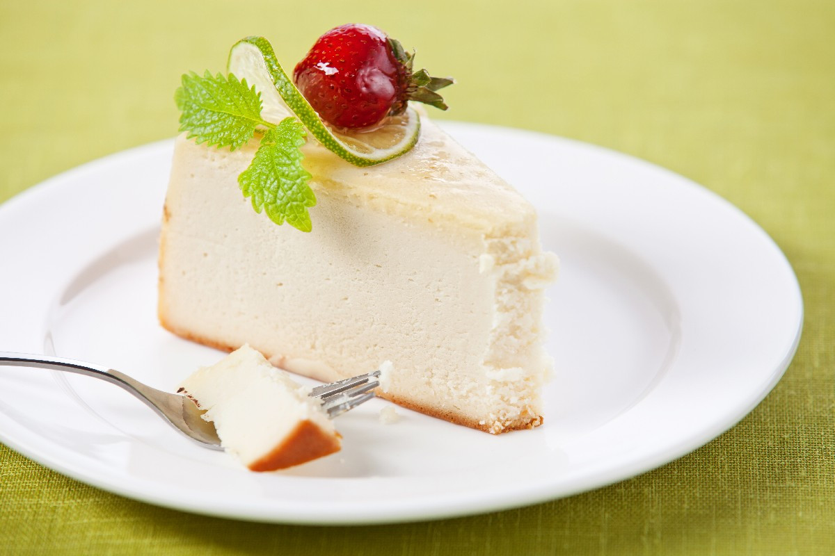 Low Carb Recipes With Ricotta Cheese  Low Carb New York Ricotta Cheesecake KitchMe