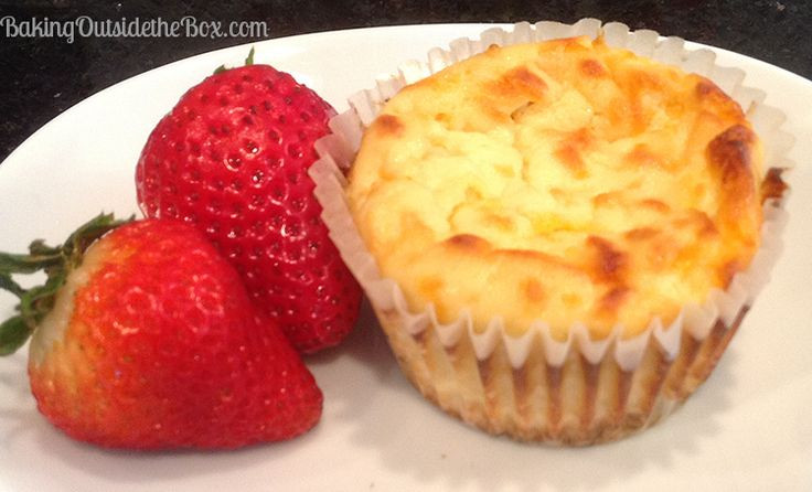 Low Carb Recipes With Ricotta Cheese  Low Carb Ricotta Muffins Sweet or Savory Recipe
