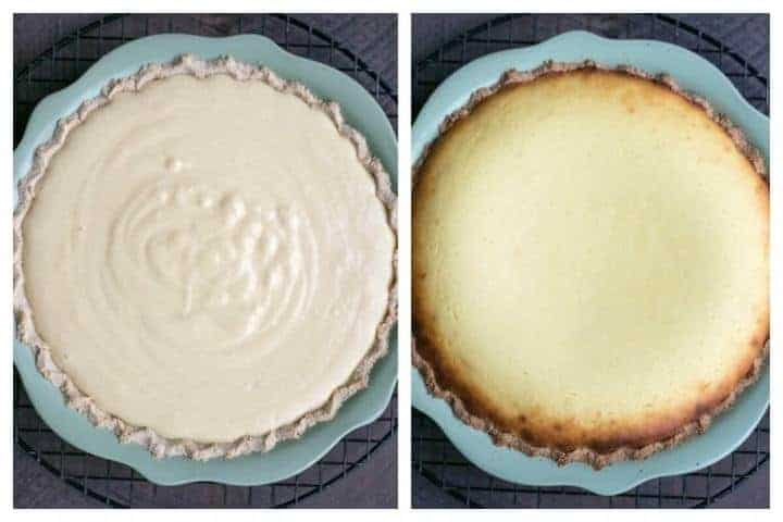 Low Carb Recipes With Ricotta Cheese  Sweet Ricotta Cheese Pie Gluten Free