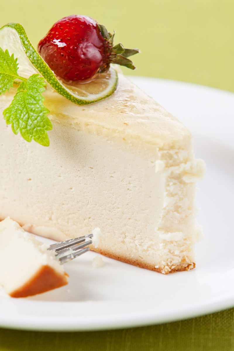 Low Carb Recipes With Ricotta Cheese  Low Carb New York Ricotta Cheesecake