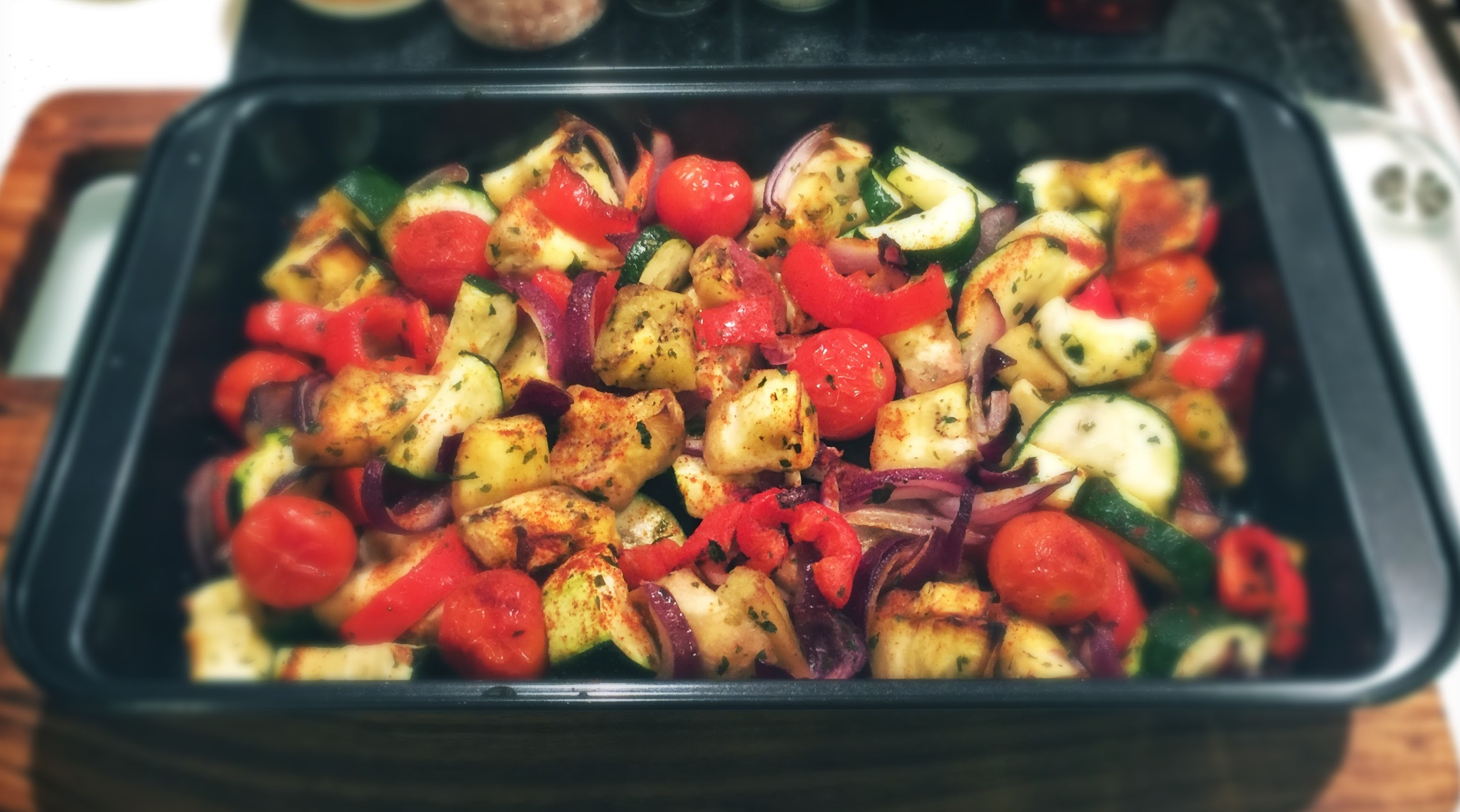 Low Carb Roasted Vegetables  Low Carb Roasted Ve ables