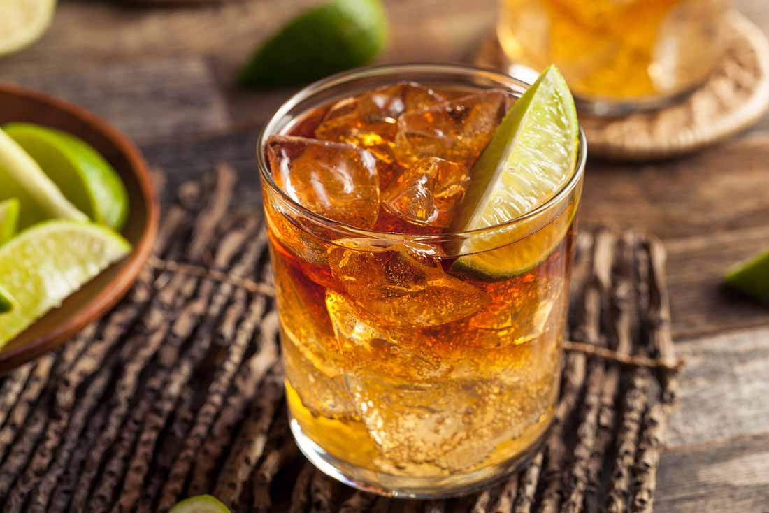 Low Carb Rum Drinks  Low Carb Alcohol Drinks An A Z Guide to the Best Alcohol