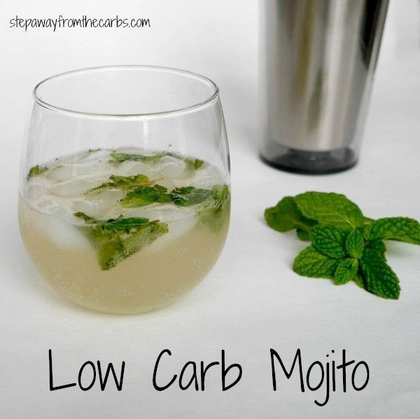 Low Carb Rum Drinks  139 best images about Low Carb Beverages on Pinterest