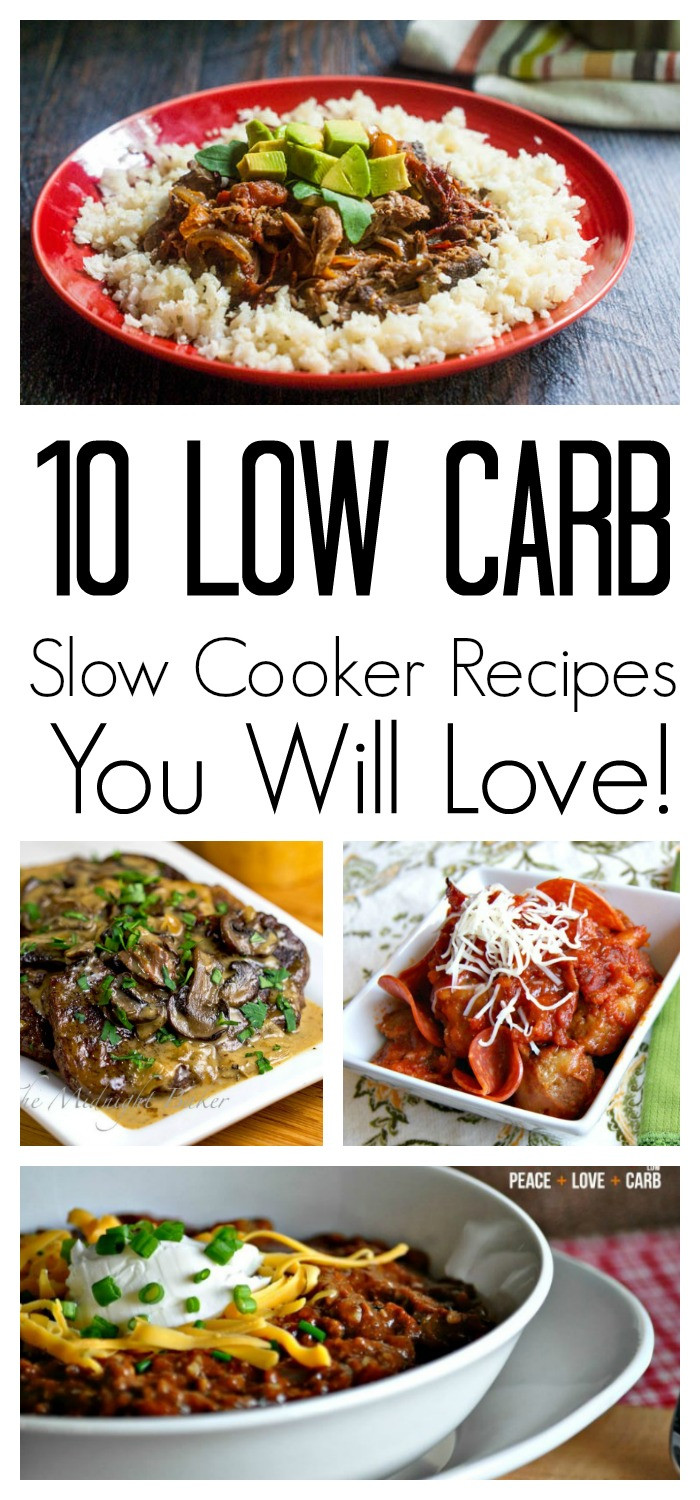 Low Carb Slow Cooker Recipes  10 Low Carb Slow Cooker Recipes for the New Year