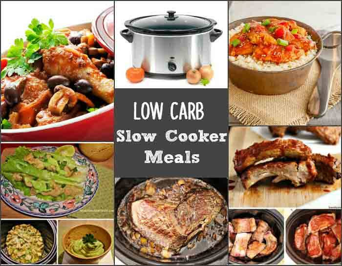 Low Carb Slow Cooker Recipes  low carb slow cooker recipes beef
