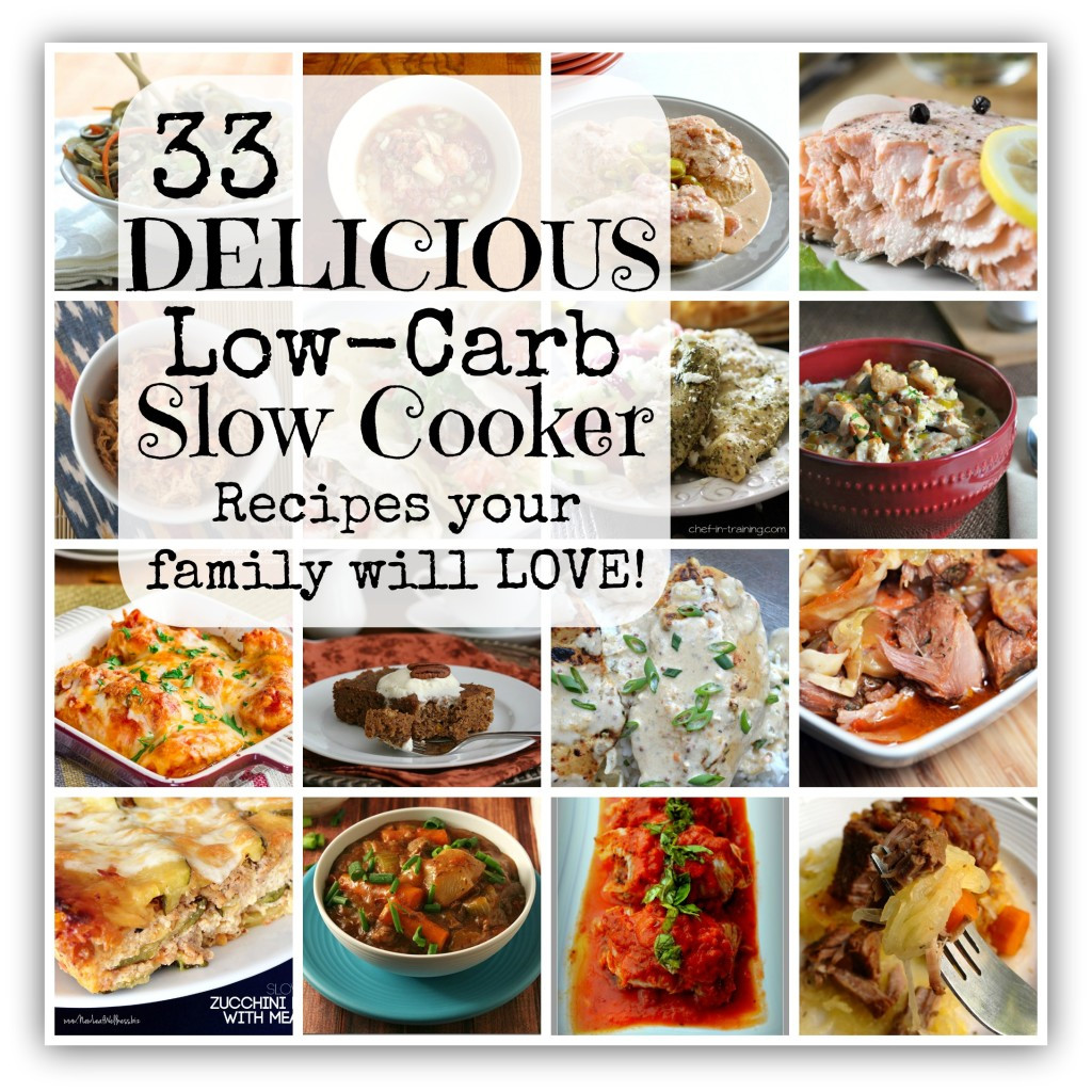 Low Carb Slow Cooker Recipes  Slow Cooker Recipes for Your Low Carb Lifestyle SKINNY