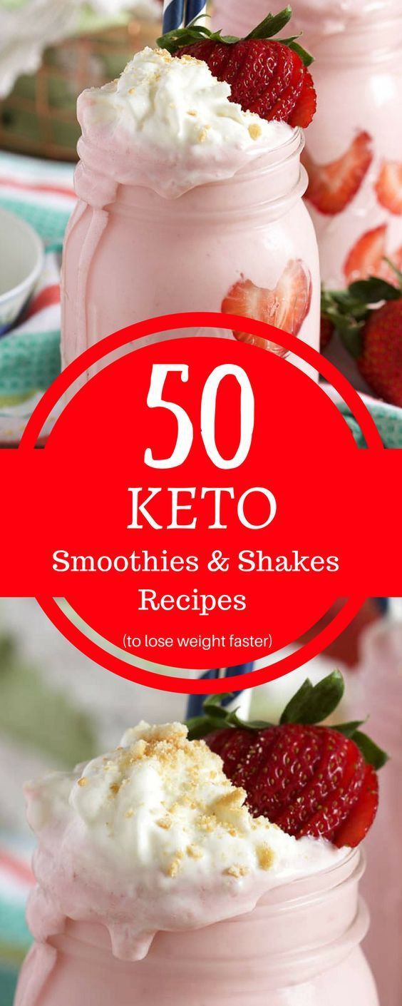 Low Carb Smoothies Atkins  Keto Smoothies And Shakes Recipes To Lose Weight Faster