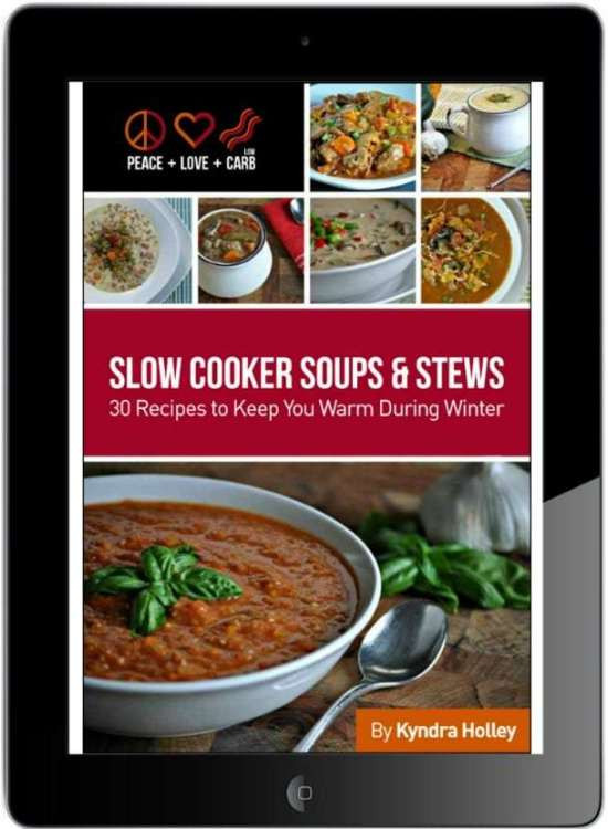 Low Carb Soups And Stews Recipes  Slow Cooker Soups and Stews Ebook