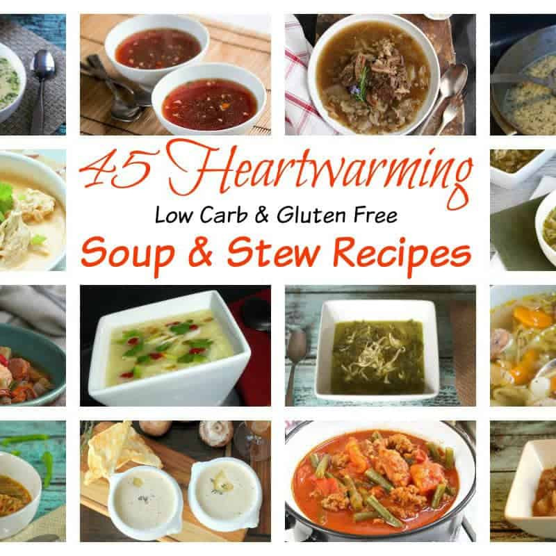 Low Carb Soups And Stews Recipes  Low Carb Keto Soup Recipes and Stews