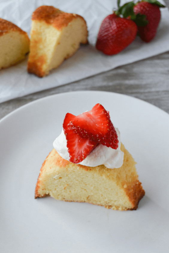 Low Carb Sour Cream Pound Cake  Keto Desserts 19 Keto Friendly Recipes for Your Low Carb