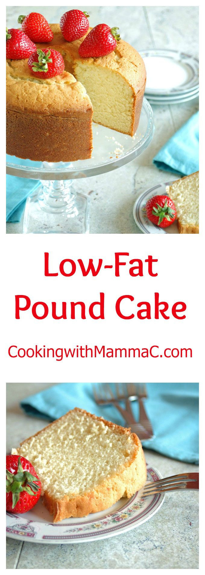 Low Carb Sour Cream Pound Cake  Best 25 Low fat desserts ideas on Pinterest