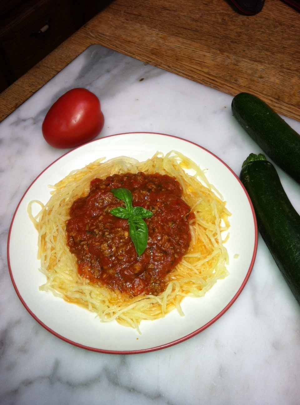 Low Carb Spaghetti Sauce Recipe  low carb spaghetti sauce