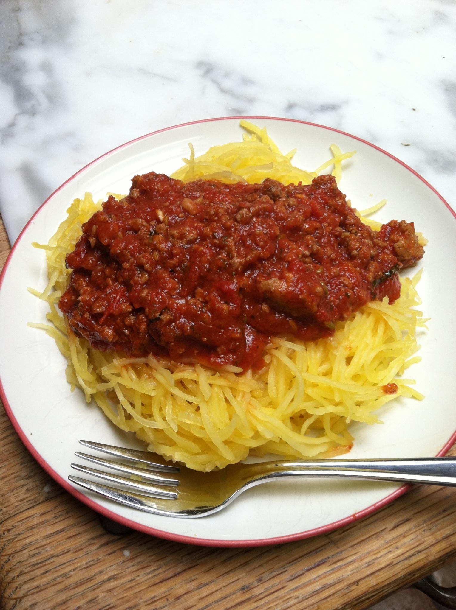 Low Carb Squash Recipes  Recipes Spaghetti Squash