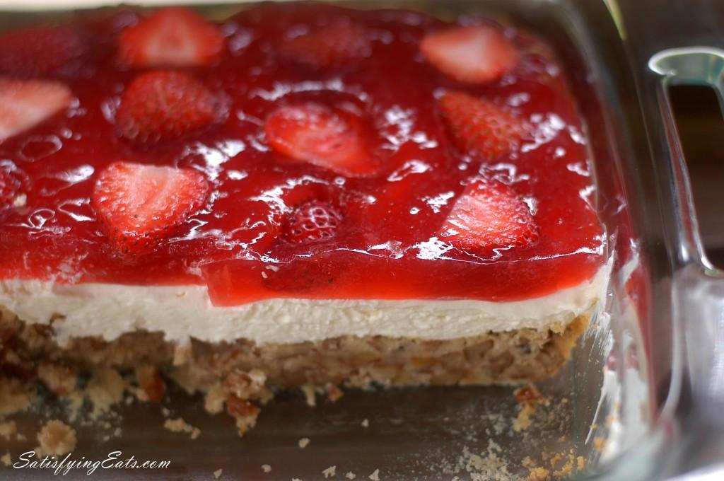 Low Carb Strawberry Dessert  120