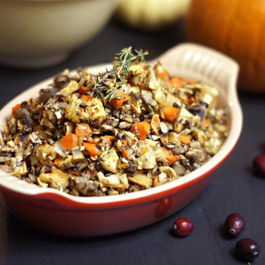 Low Carb Stuffing Recipes  10 Low Fat Vegan Gluten Free Thanksgiving Recipes