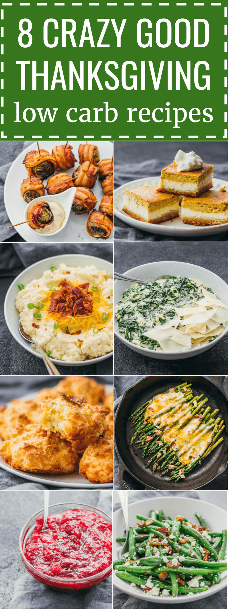 Low Carb Thanksgiving Side Dishes  8 Best Keto Thanksgiving Recipes Low Carb Savory Tooth