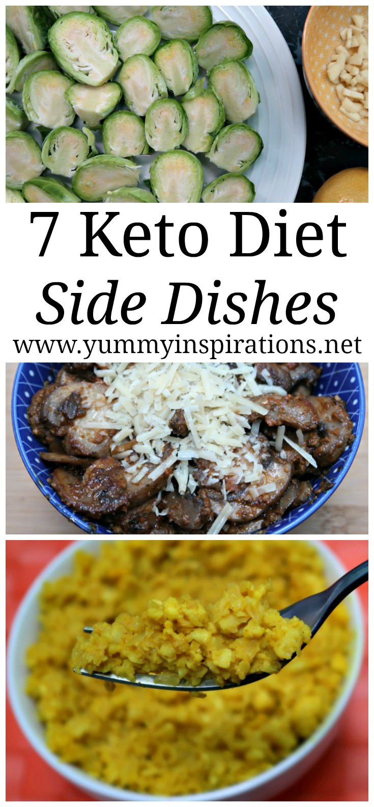 Low Carb Thanksgiving Side Dishes  7 Keto Side Dishes Easy Low Carb Sides LCHF Recipes