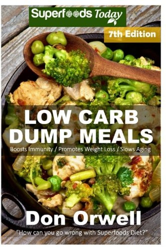 Low Carb Tv Dinners  Low Carb Dump Meals Over 140 Low Carb Slow Cooker Meals