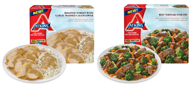 Low Carb Tv Dinners  New Low Carb Stir Fry & Turkey Frozen Meals