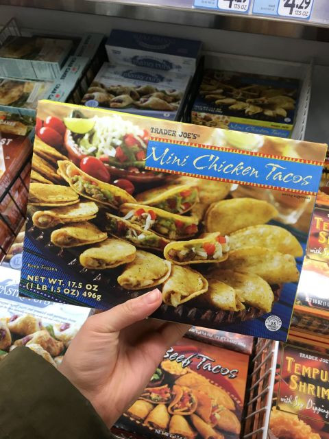 Low Carb Tv Dinners  22 Low Carb Frozen Foods From Trader Joe s