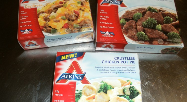 Low Carb Tv Dinners  3 Atkins Frozen Meals Reviewed Easy Low Carb Meals